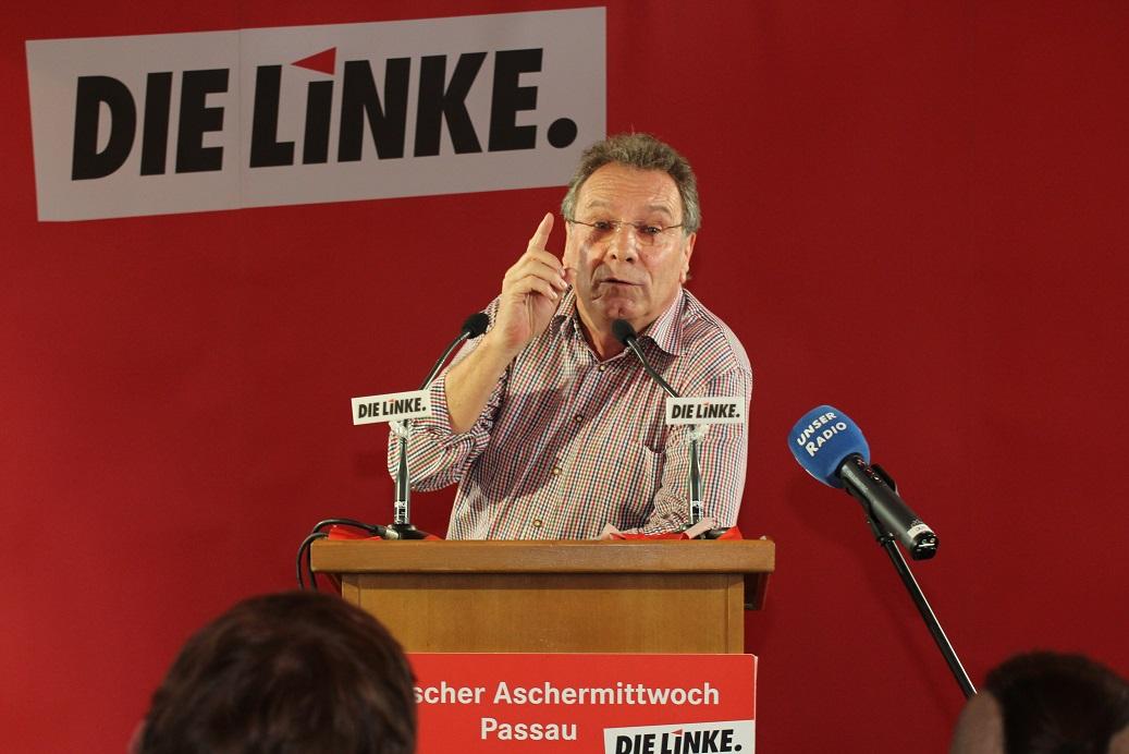 Seehofer ist der Donald Trump von Bayern - Aschermittwoch ...